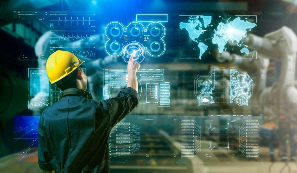 manufacturing cloud desktop